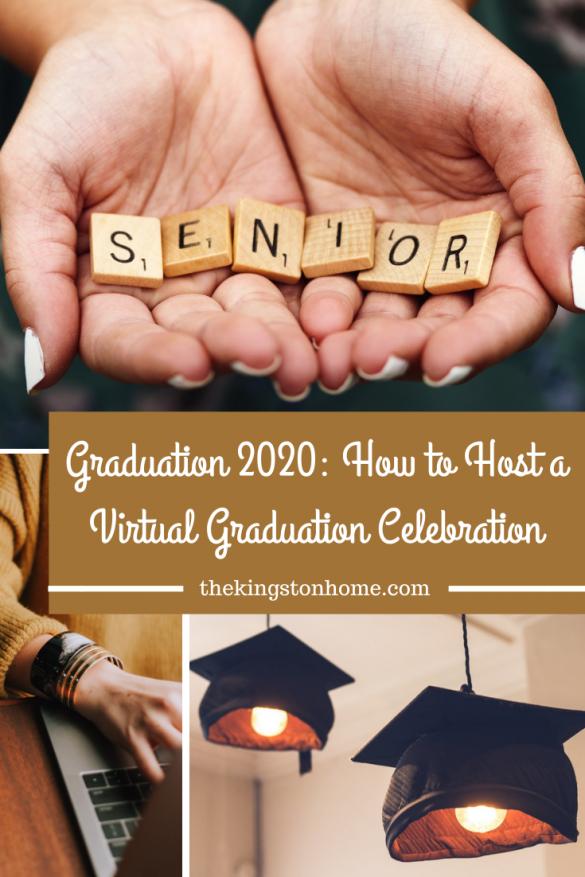 Graduation 2020: How to Host a Virtual Graduation Celebration