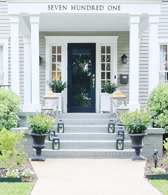 How To Paint a Porch With These Simple Tips
