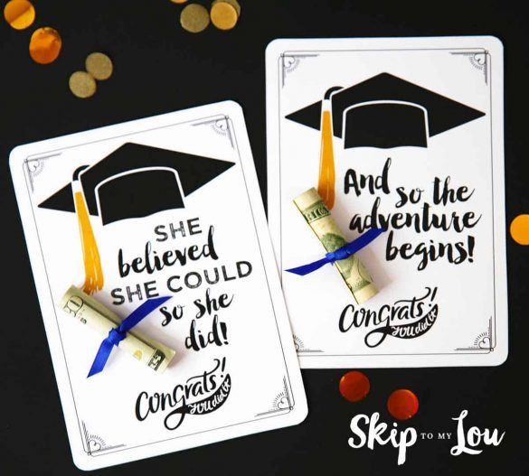 Clever Graduation Money Gift Ideas