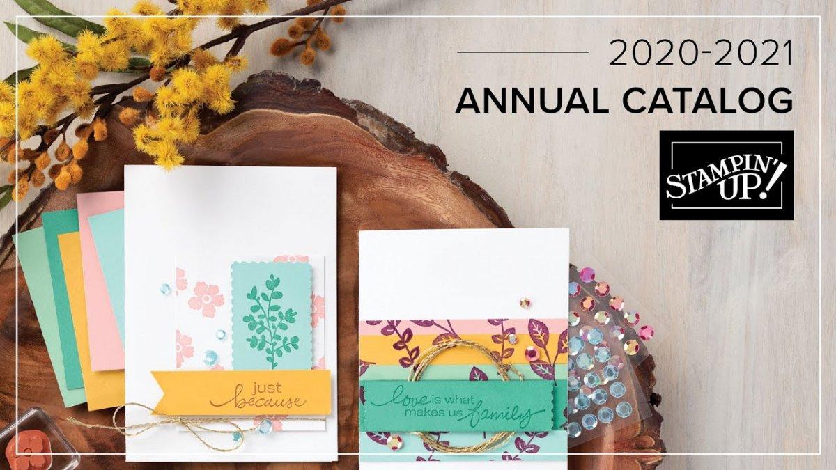 2020 Stampin' Up! Catalog