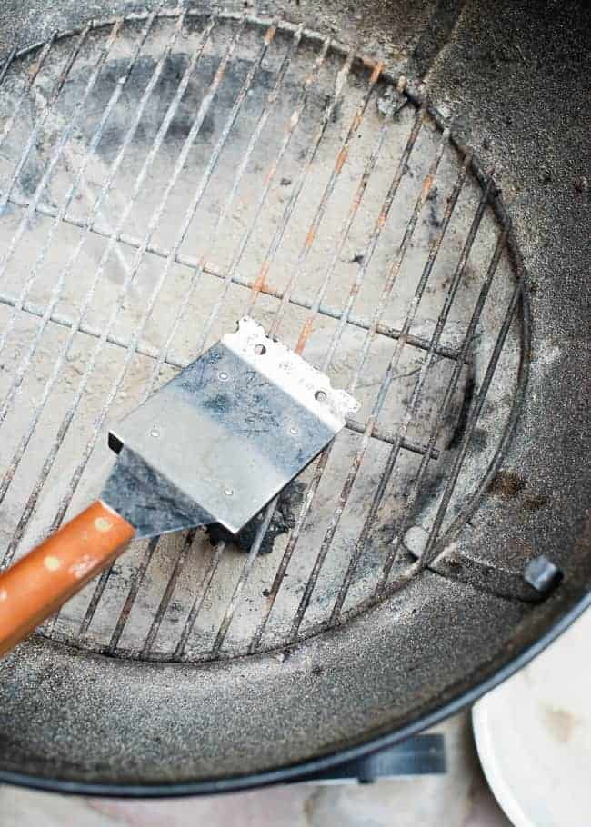 How To Clean Your Grill the All-Natural Way
