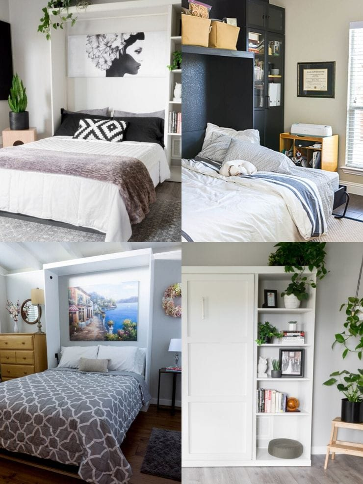 DIY Murphy Bed Ideas: 5 Projects