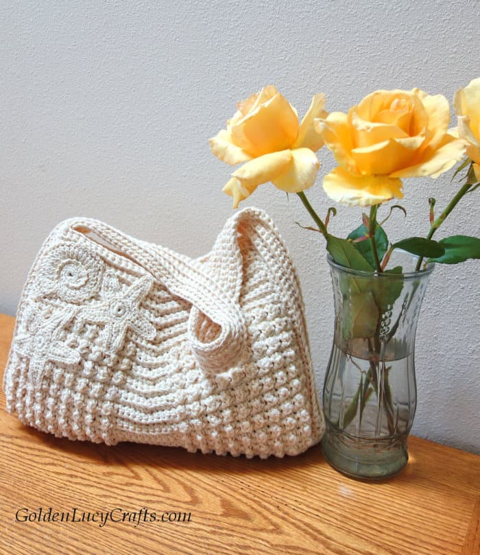 Crochet MACIE bag by TheEasyDesign