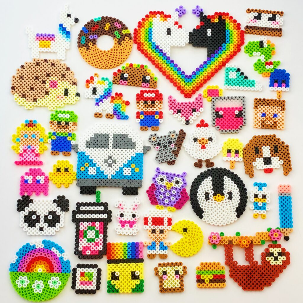 Perler Bead Designs, Patterns and Ideas