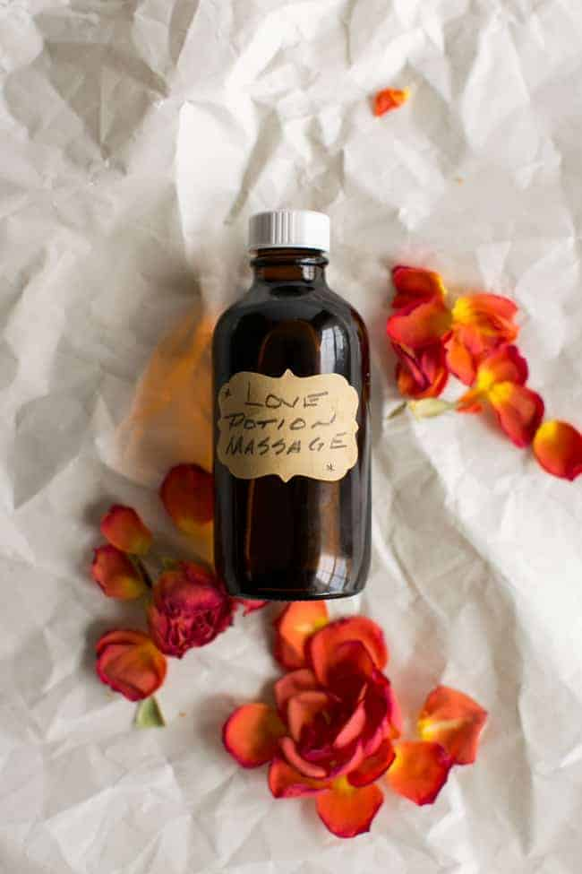 Make Your Own Massage Oil with 7 Essential Oil Blends + Uses