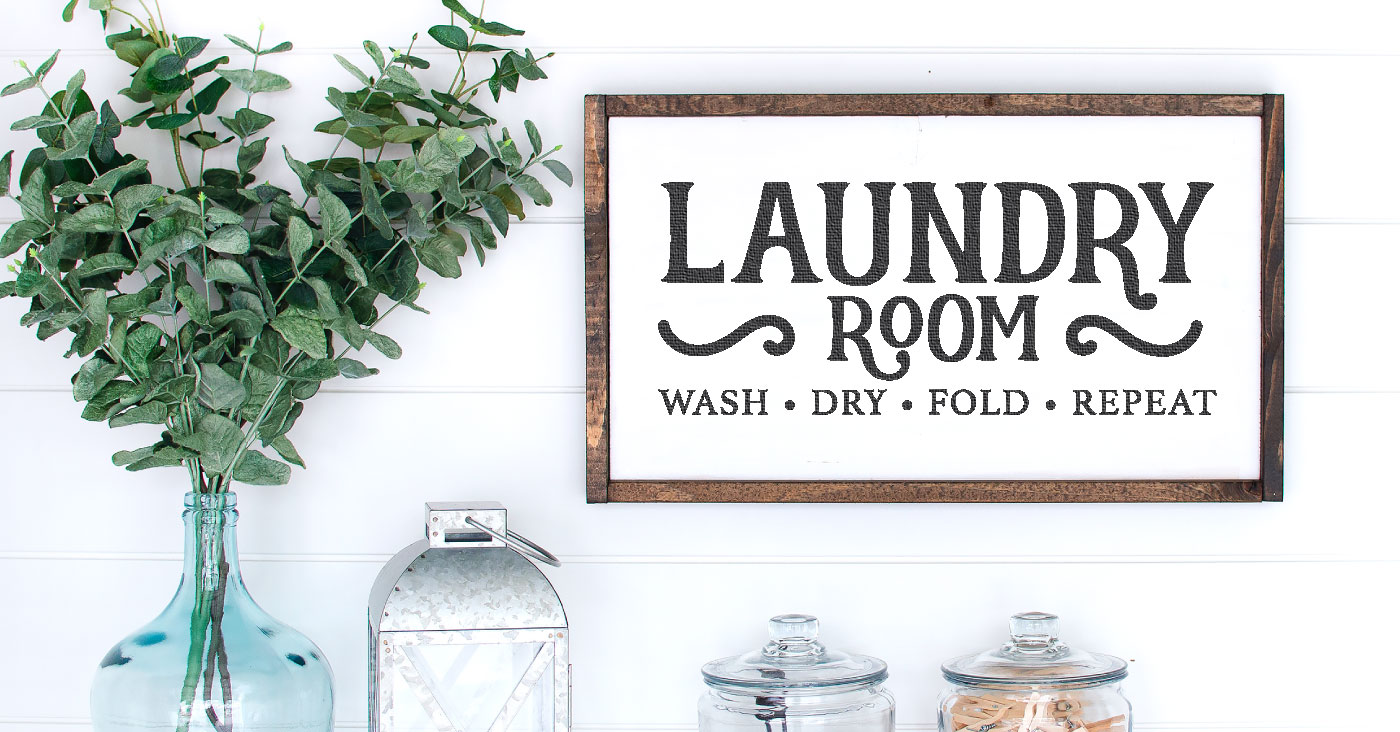 Laundry Room SVGs