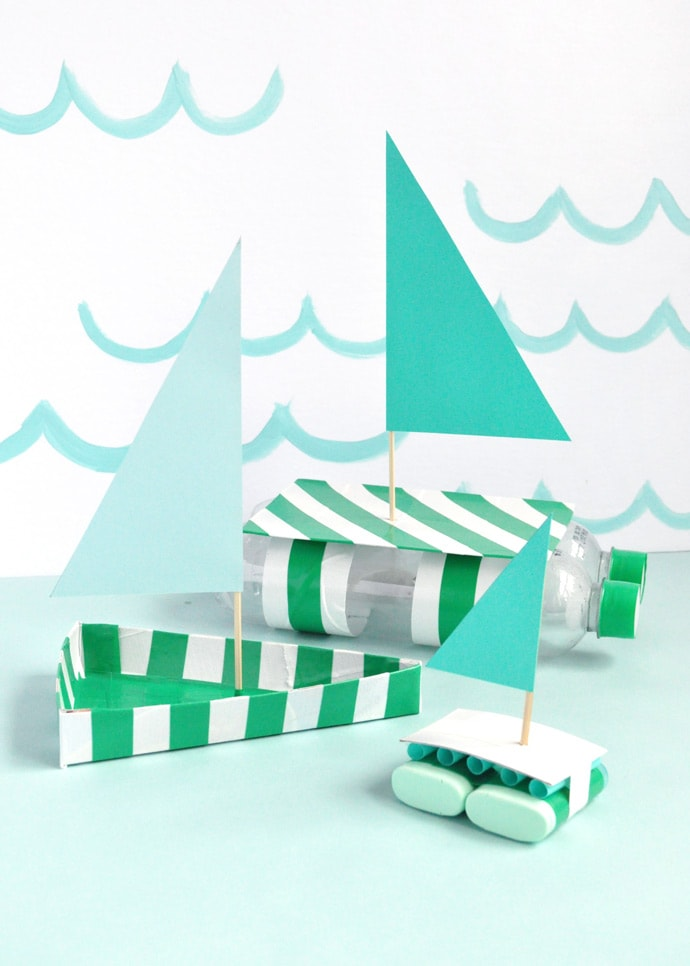 Nautical Crafts for Kids