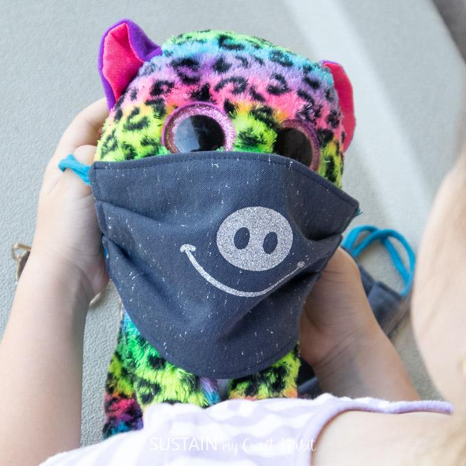 Making Kids Face Masks Fun