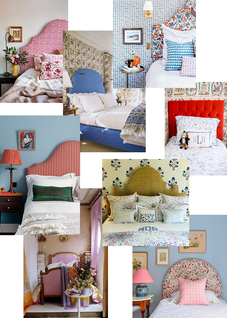 Trend alert! 65 upholstered headboards that make a statement