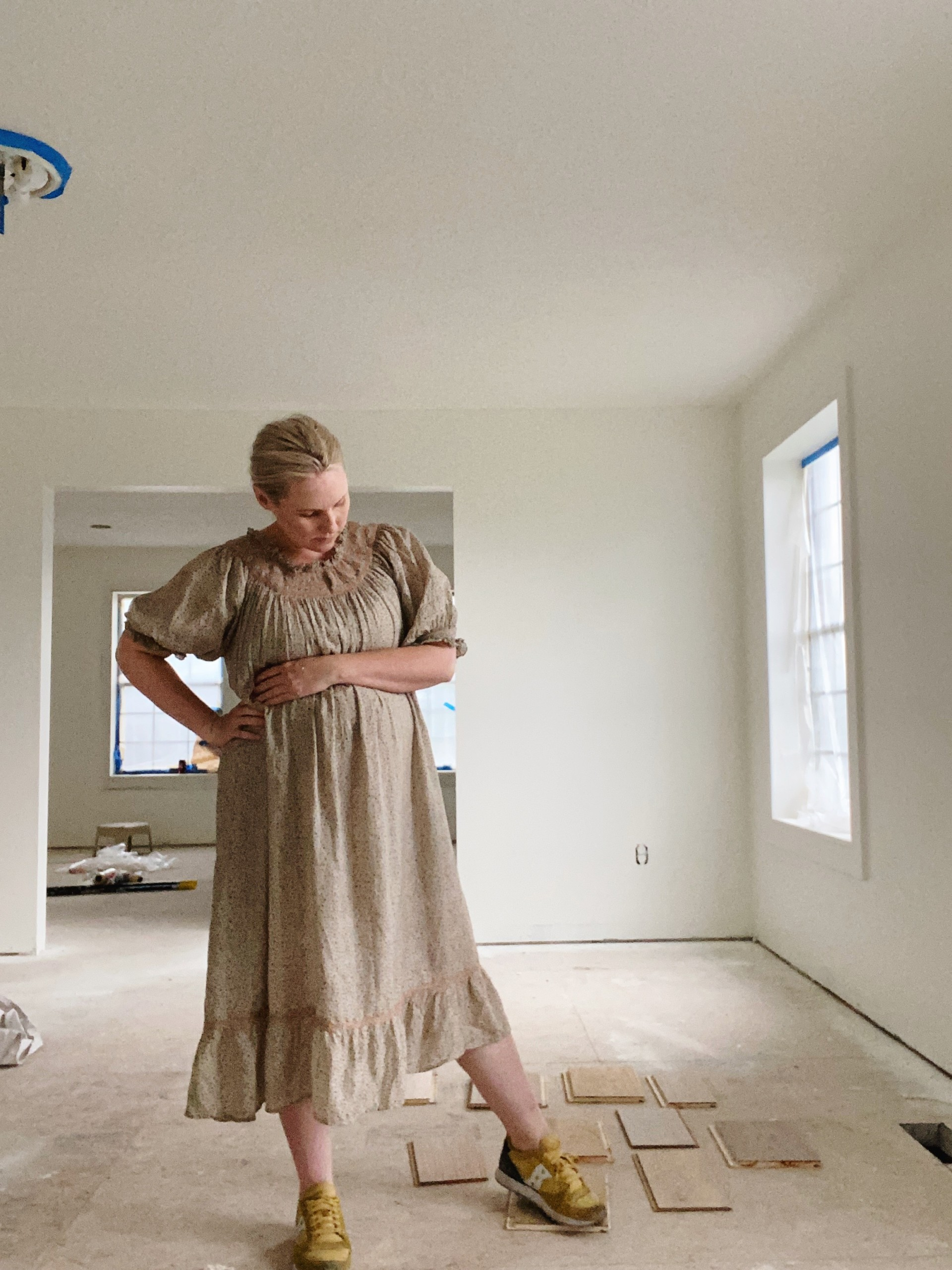 Where to make important investments in your cheap renovation (hint: flooring!)