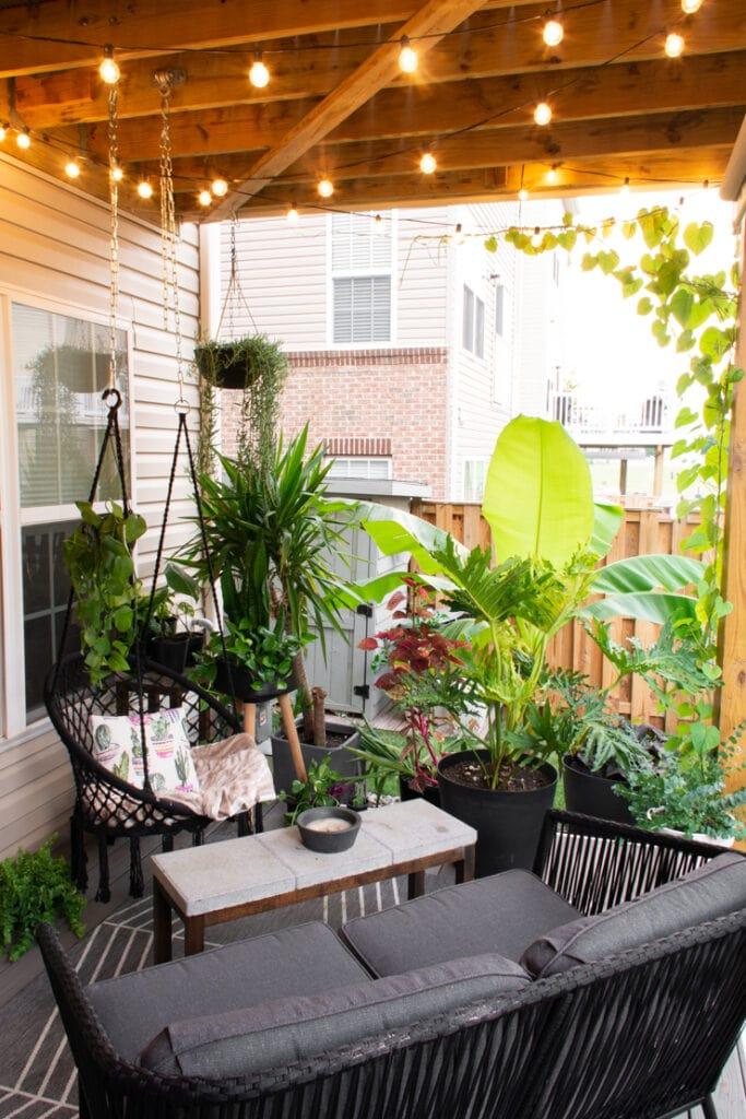 Townhouse Deck Ideas