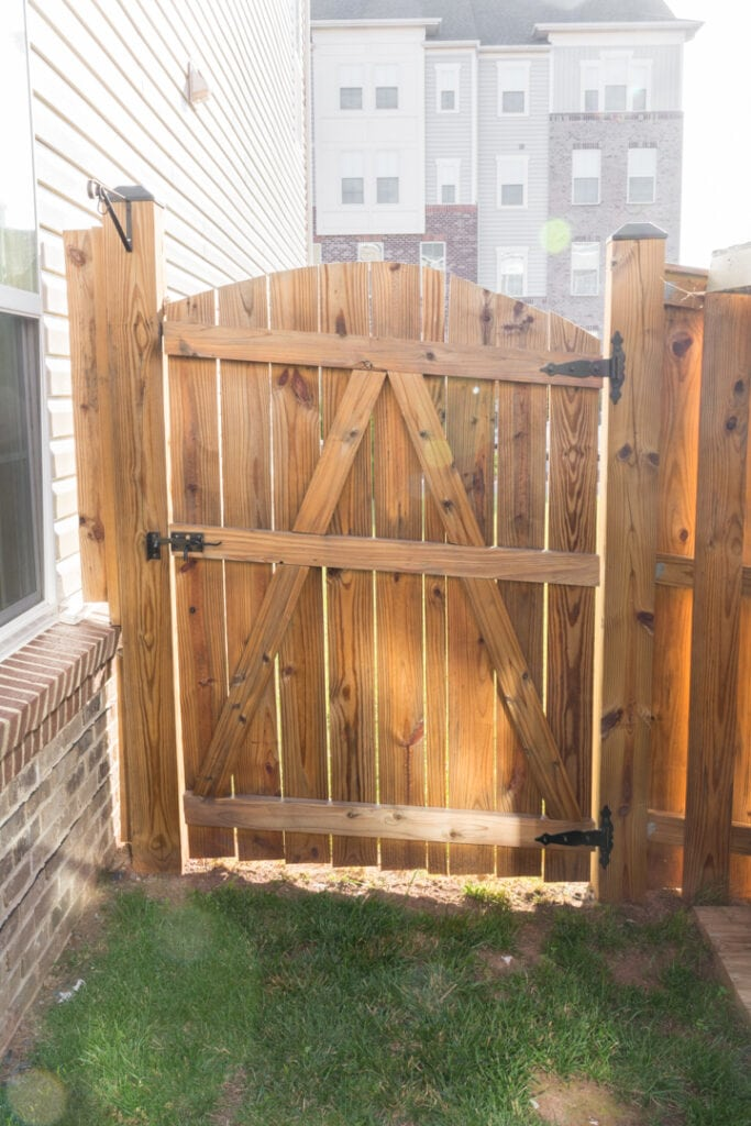 Ready Seal Fence Stain Review (& Behr for the Deck)