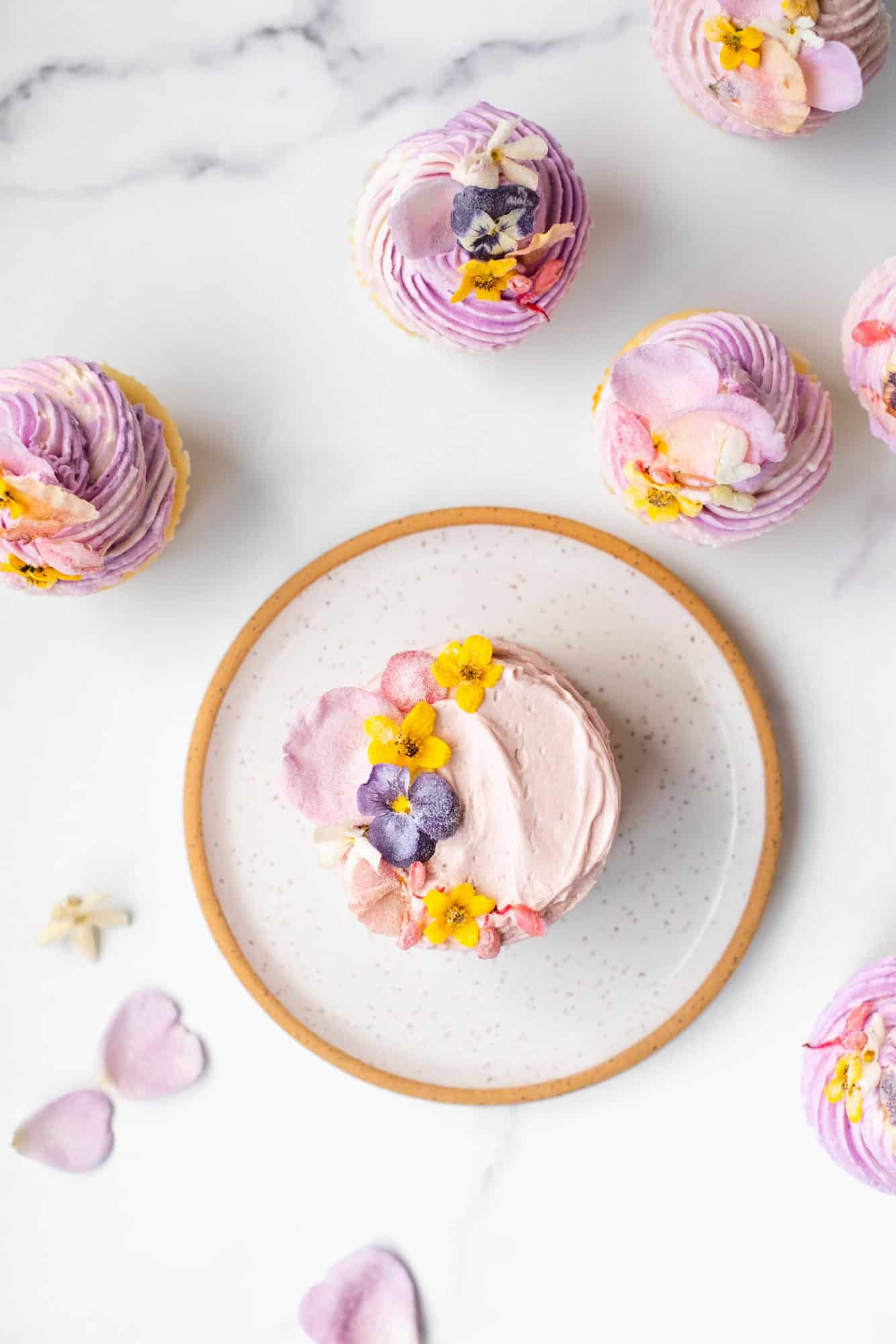 How to Candy Flower Petals