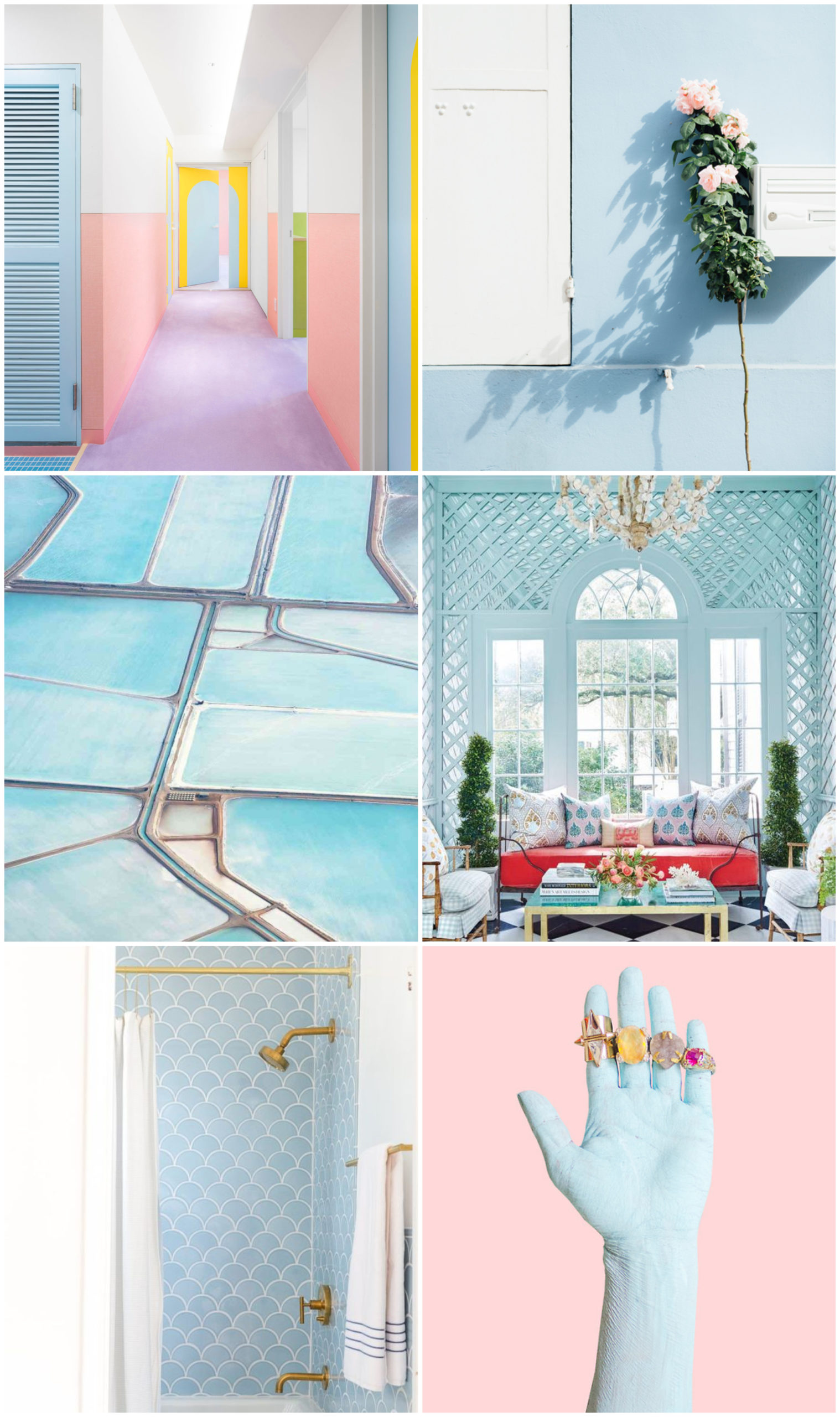 Color Crush: Baby Blue