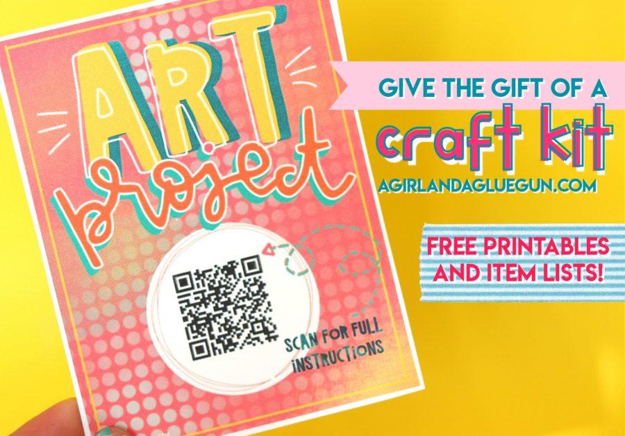 Send a craft kit!