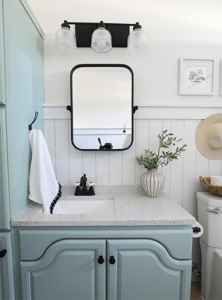 Downstairs Bathroom Remodel