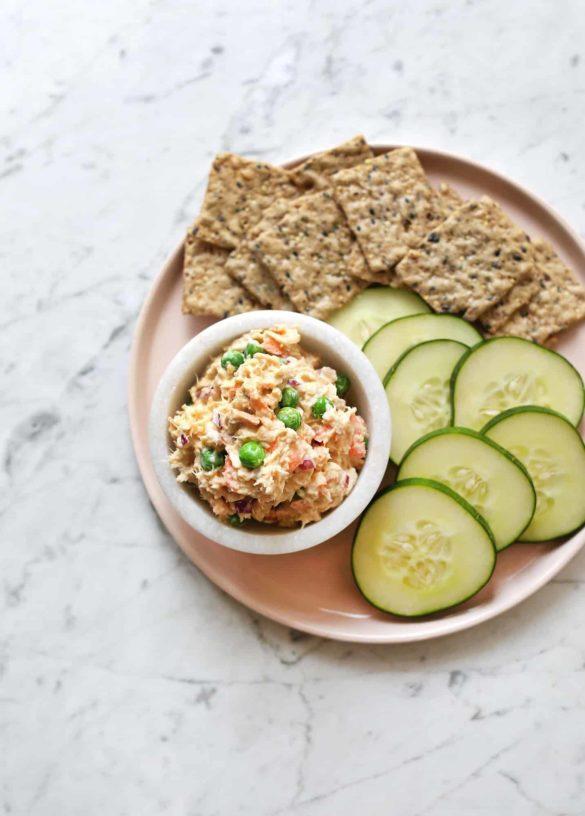 Deli-Style Tuna Salad