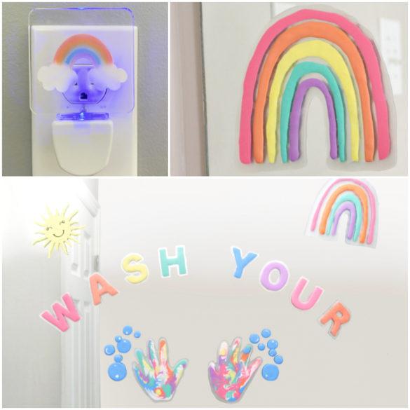 Make Adorable Bathroom Accessories with Liquid Sculpey