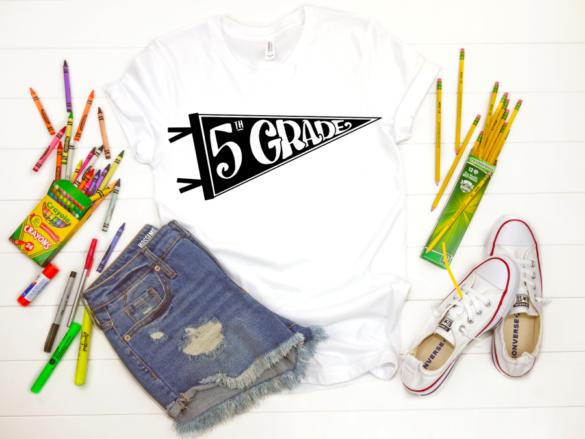 Grade school SVG Cut File