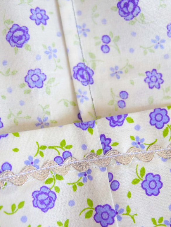 Easy FRENCH SEAM sewing tutorial