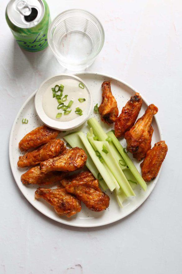 Basic Crispy Air Fried Wings
