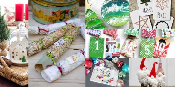 Cool Christmas Crafts For Adults, The Best Ideas