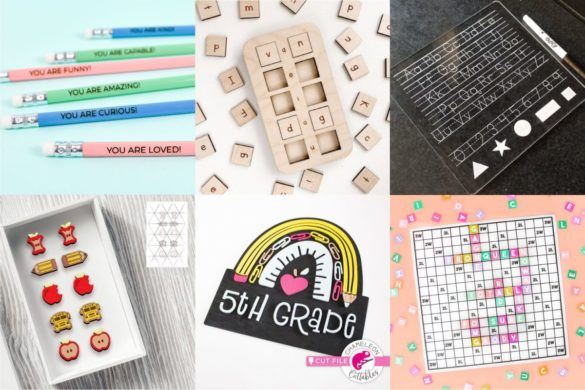 The Best Glowforge School and Classroom Projects