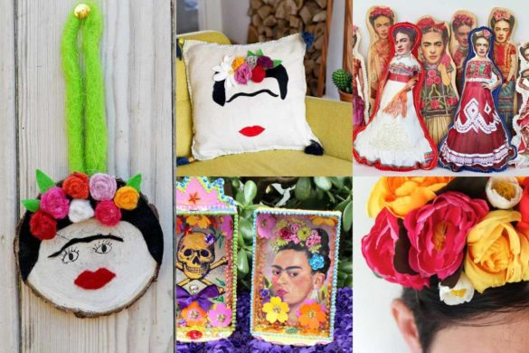 Fun Frida Kahlo Crafts For All