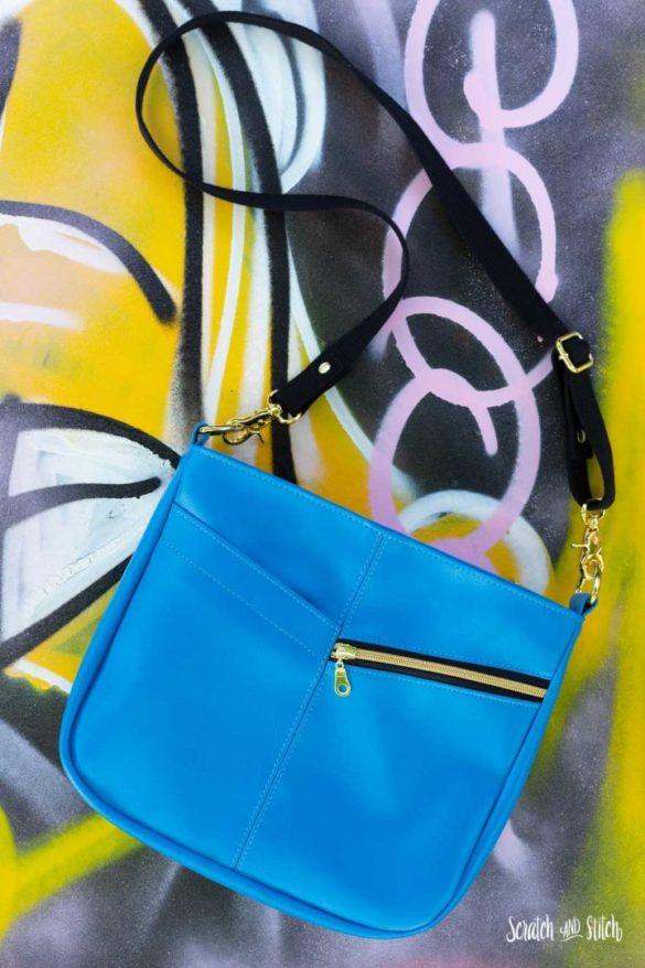 Take It Easy Bag Pattern