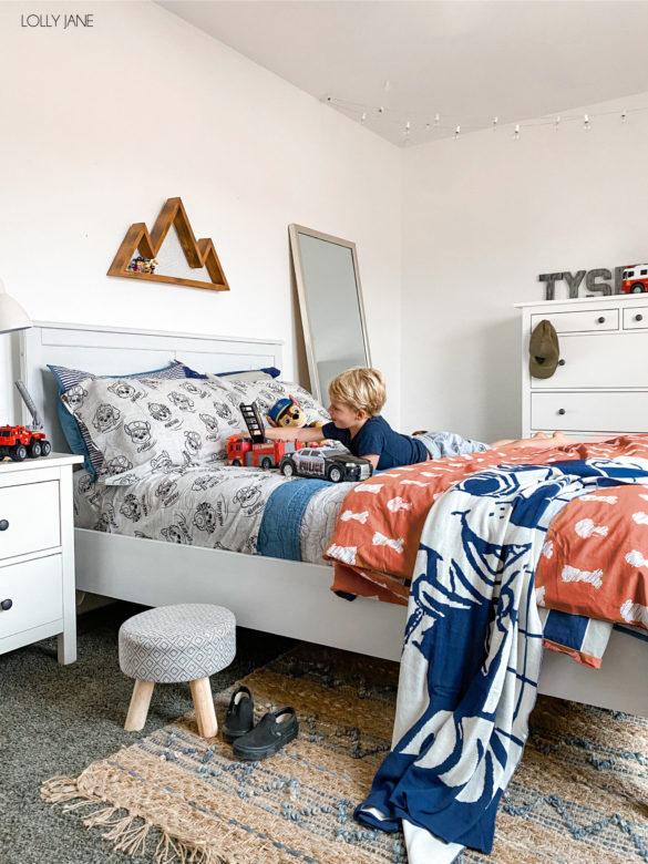 Paw Patrol Bedroom Ideas