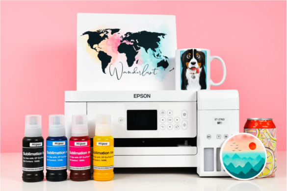 The Ultimate Guide to Sublimation Printing & Crafting