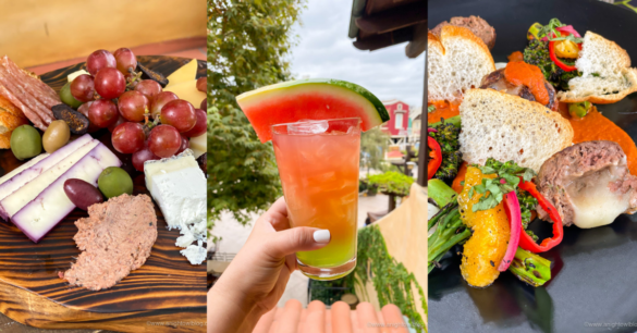 Best Things to Eat and Drink at Disneyland's Magic Key Terrace