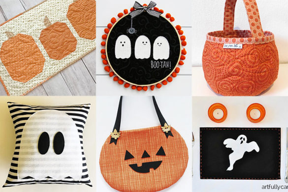 35 Halloween sewing projects ideas
