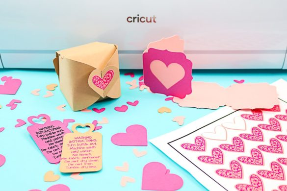 Cricut Packaging Ideas for Small Business or Gifts