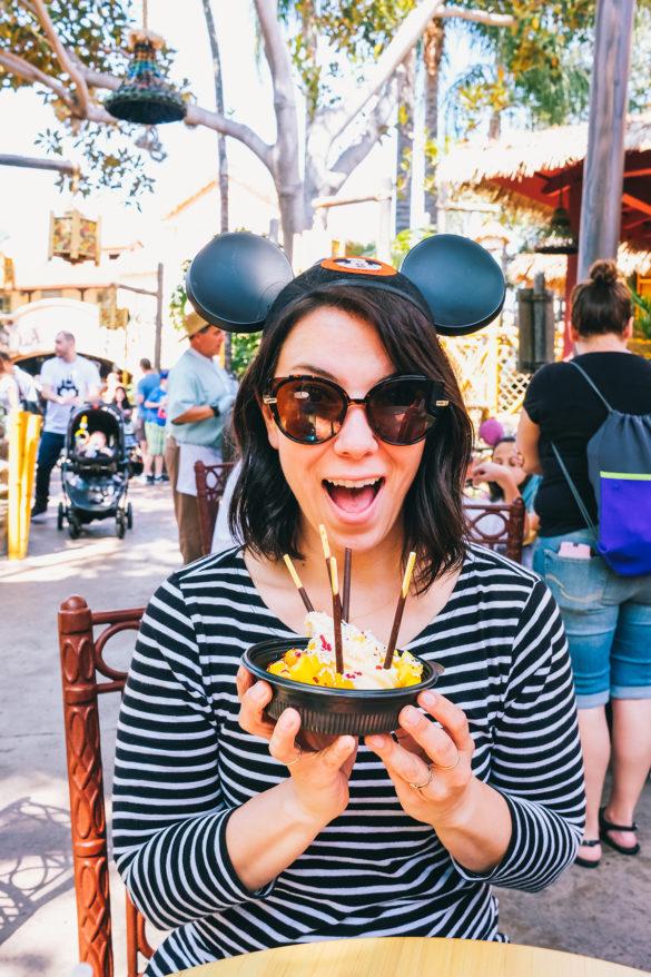 Essential Disneyland Food You Should Try