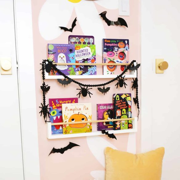 Why Your Kids Will Love A Holiday-Themed Book Nook!