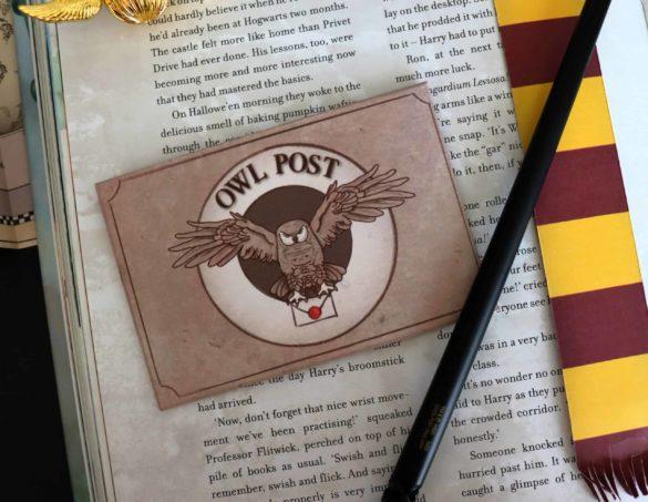 Harry Potter owl Post printable