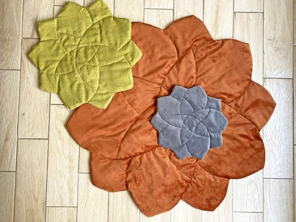 DIY Playmat – Sewing pattern and tutorial