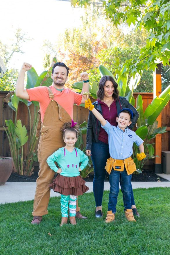 Wreck-It Ralph Costumes for Halloween