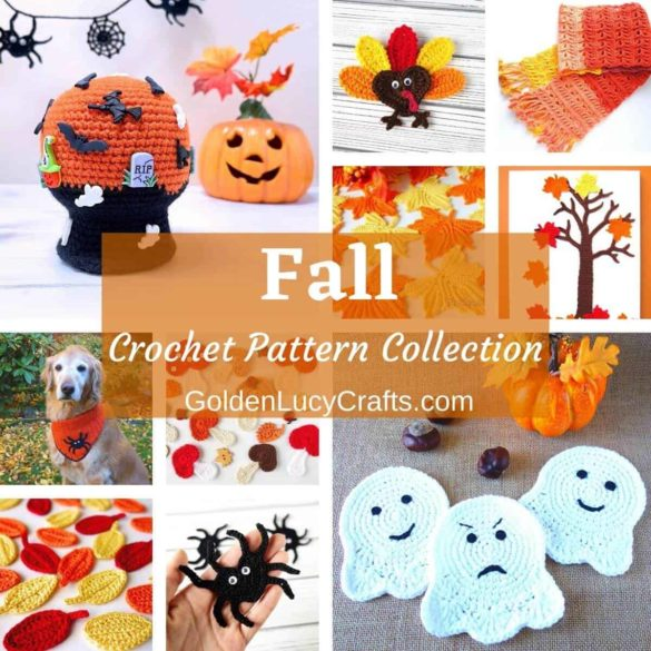 Fall Crochet Pattern Collection