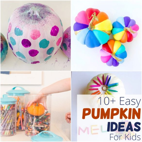 Pumpkin Ideas For Kids You Won't Want To Miss