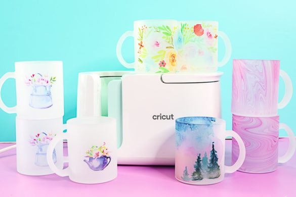 Glass Mugs in the Cricut Mug Press: Do They Work?