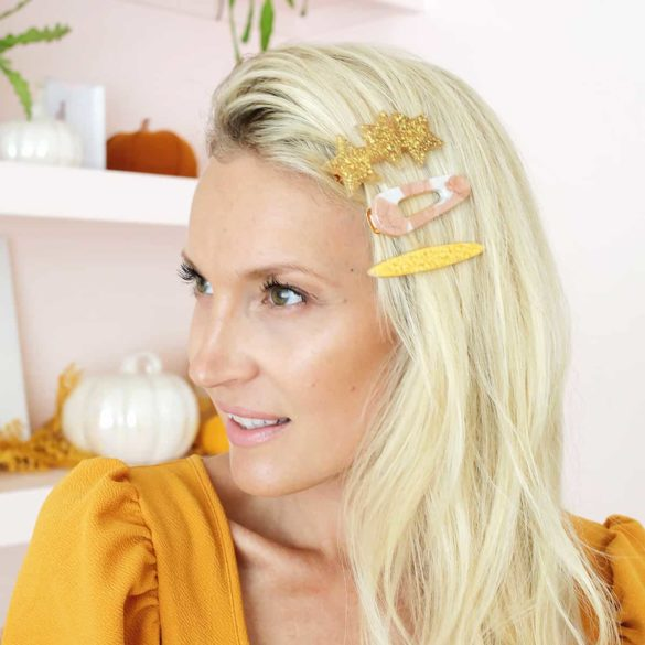 How To Make Statement Hair Clips At Home!