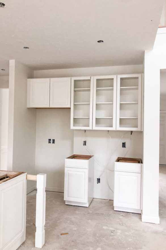 Construction Update + Tips to Stay Organized When Building a Home