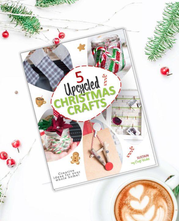 5 Upcycled Christmas Craft Ideas