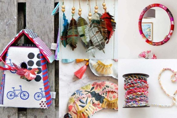 Cool Things To Make With Fabric Scraps For Adults