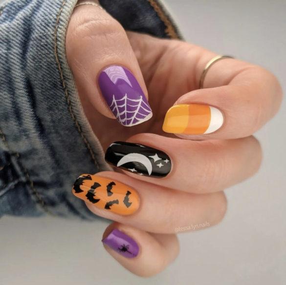 Halloween Nails – 20 Halloween Nail Designs