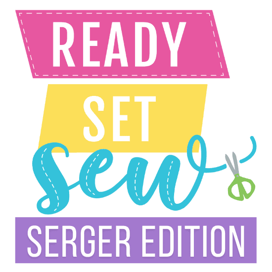 Online Serger Class: Ready, Set, Sew! Serger Edition with Sweet Red Poppy