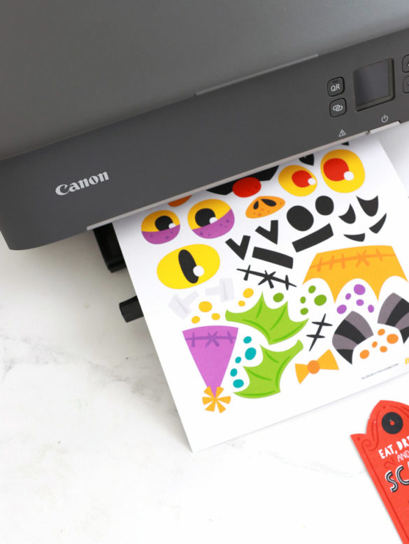 Halloween Lunch Box Ideas with Canon