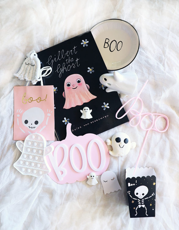 Halloween Boo Basket Ideas